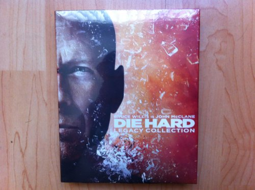 Bruce Willis Bonnie Bedelia Alan Rickman Dennis Die Hard 1 5 The Legacy Collection (blu Ray) (w Ws