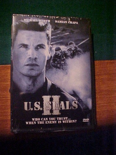 Michael Damian Chapa U.S. Seals Ii Who Can You Trust When The Enemy Is