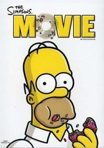 Simpsons Movie Simpsons Movie DVD Rite Aid