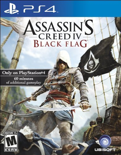 Ps4 Assassin's Creed Iv Black Flag