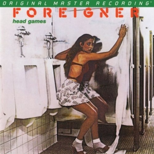 Foreigner Head Games Sacd Hybrid