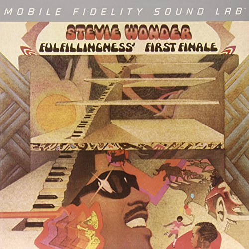 Stevie Wonder Fulfillingness First Finale