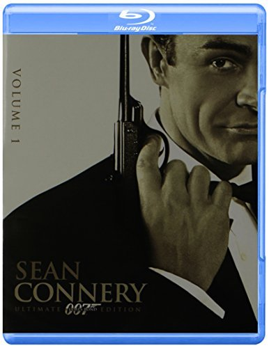 Sean Connery 007 Ultimate Edit Sean Connery 007 Ultimate Edit Blu Ray Ws Nr