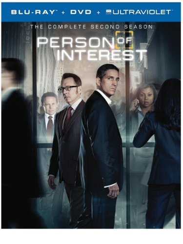 Person Of Interest Season 2 Blu Ray Nr