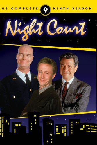 Night Court Season 9 Made On Demand Nr 3 DVD