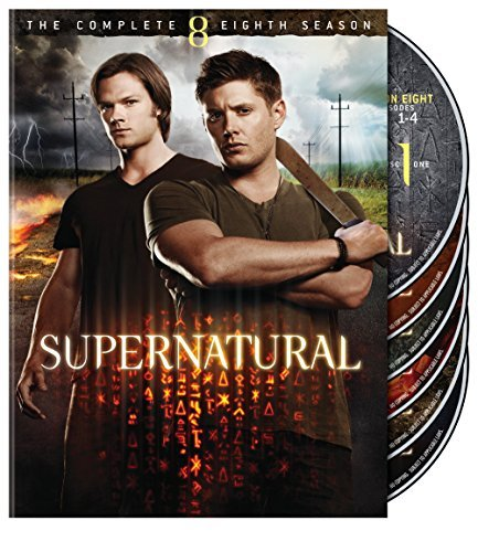 Supernatural Season 8 DVD Nr 6 DVD