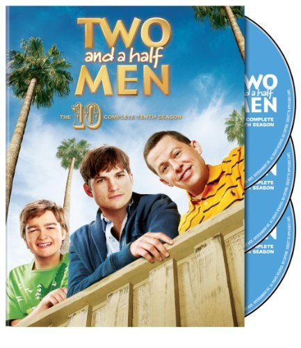 Two & A Half Men Season 10 Ws Nr 3 DVD