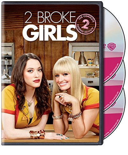 2 Broke Girls Season 2 DVD Season 2