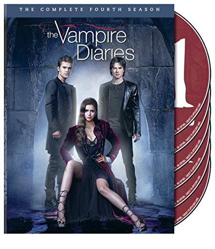 Vampire Diaries Season 4 DVD