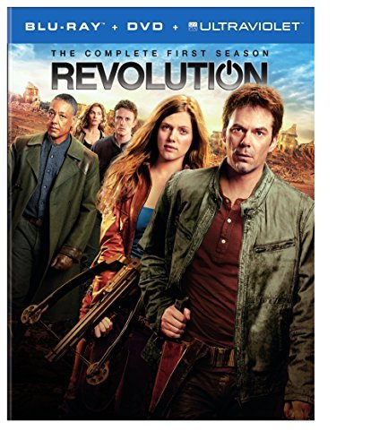 Revolution Revolution Season 1 Blu Ray Ws Nr 9 Br Incl. DVD Uv
