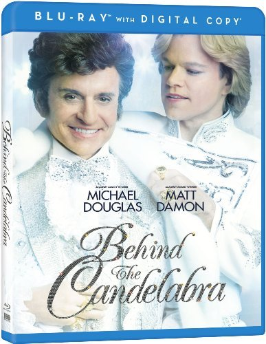 Behind The Candelabra Douglas Damon Blu Ray Ws Nr