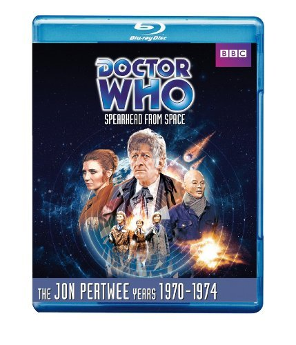 Spearhead From Space Special E Doctor Who Blu Ray Ws Nr