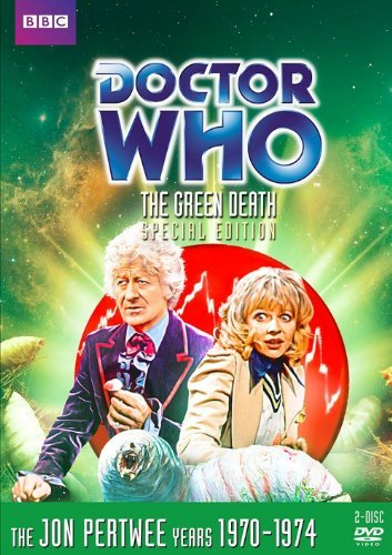 Green Death Special Edition Doctor Who Nr 2 DVD