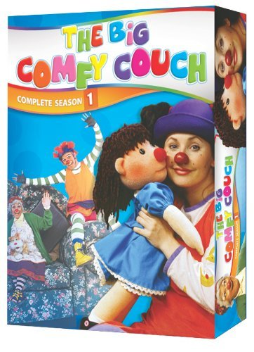 Season 1 Big Comfy Couch Nr