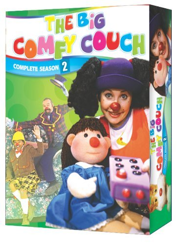 Season 2 Big Comfy Couch Nr