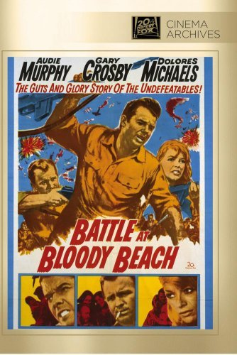 Battle At Bloody Beach Murphy Crosby Michaels Rey Made On Demand Nr