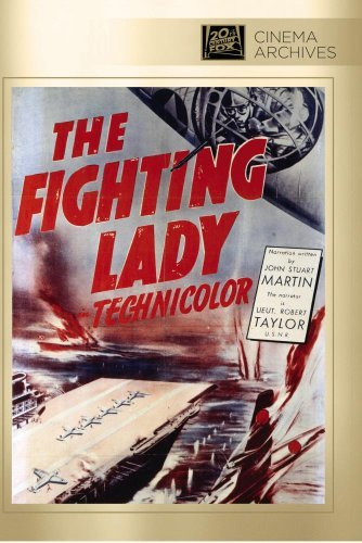 Fighting Lady Taylor Boyer DVD R Nr