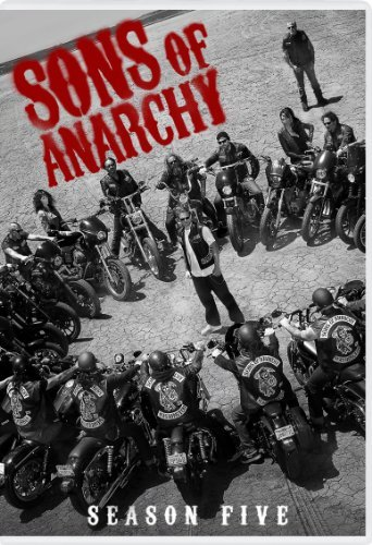 Sons Of Anarchy Season 5 DVD Nr