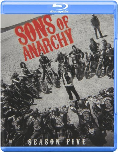 Sons Of Anarchy Season 5 Blu Ray Nr