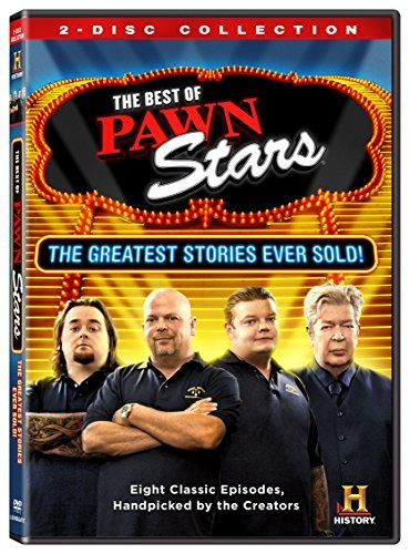 Pawn Stars Best Of Pawn Stars The Greate Ws Pg