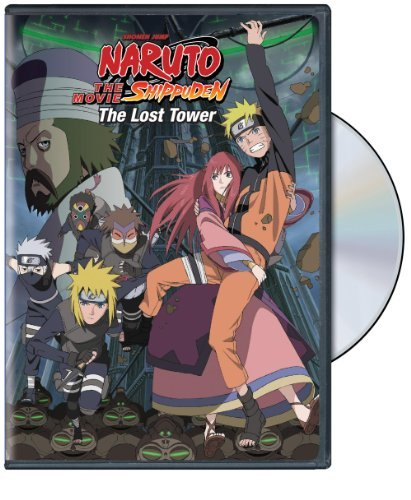 Movie Lost Tower Naruto Shippuden Ff Nr