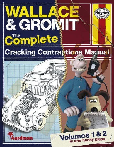 Derek Smith Wallace & Gromit The Complete Cracking Contraptions Manual Volum Revised