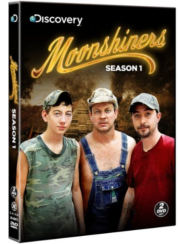 Moonshiners Season 1 Ws Tv14 2 DVD