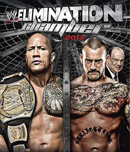 Wwe Elimination Chamber 2013 Blu Ray Ws Tvpg