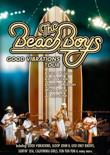 Beach Boys Good Vibrations Tour Nr