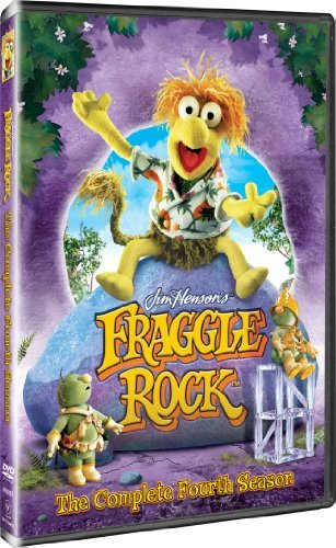 Fraggle Rock Season 4 DVD