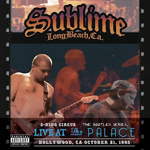 Sublime 3 Ring Circus Deluxe Ed.