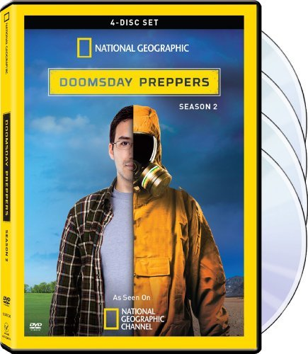 Doomsday Preppers Season 2 DVD Nr