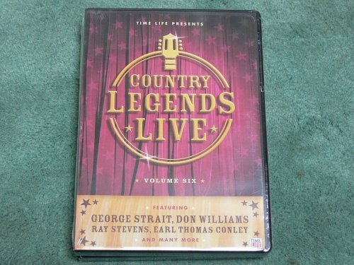 Country Legends Live Vol. 6