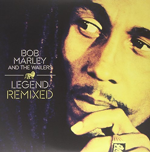 Bob Marley & The Wailers Legend Remixed 2 Lp