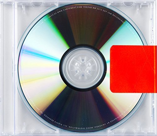 West Kanye Yeezus Explicit Version