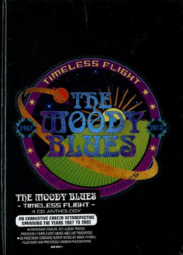 Moody Blues Timeless Flight 4 CD