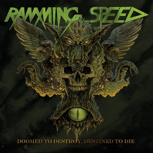 Ramming Speed Doomed To Destroy Destined To