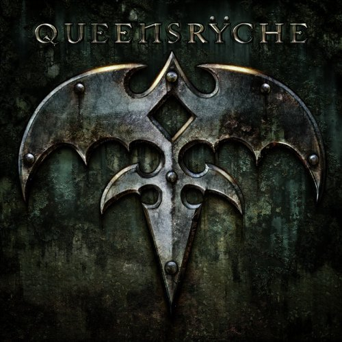 Queensrÿche Queensryche Deluxe Deluxe Ed. Digipak Incl. Patch Bitton Sticker Pic