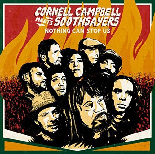 Cornell Meets Soothsa Campbell Nothing Can Stop Us 2 Lp
