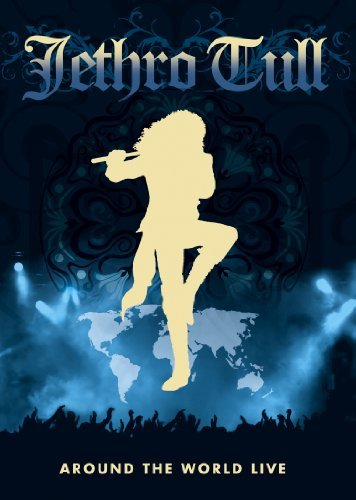 Jethro Tull Around The World Live Nr 4 DVD