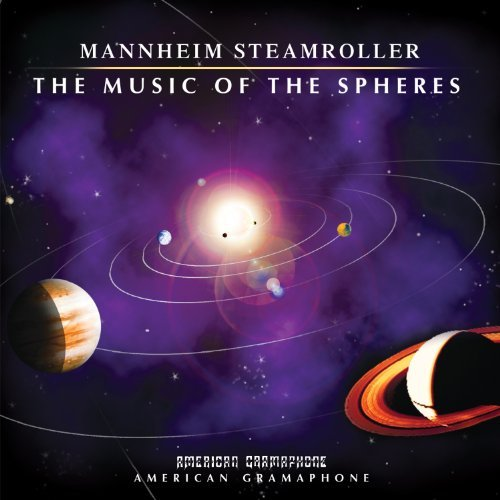 Mannheim Steamroller Music Of The Spheres