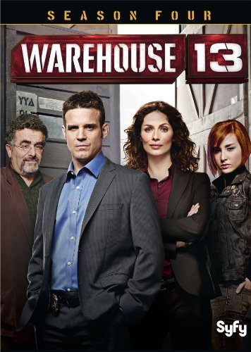 Warehouse 13 Season 4 DVD Season 4
