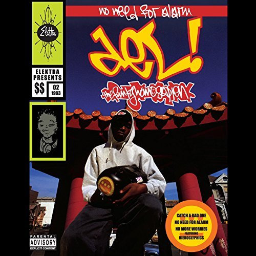 Del The Funky Homosapien No Need For Alarm Explicit Version