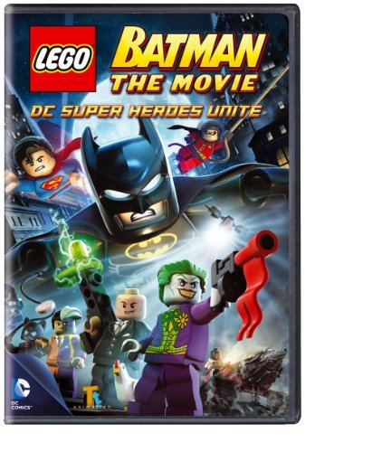 Movie Dc Superheroes Unite Lego Batman Nr