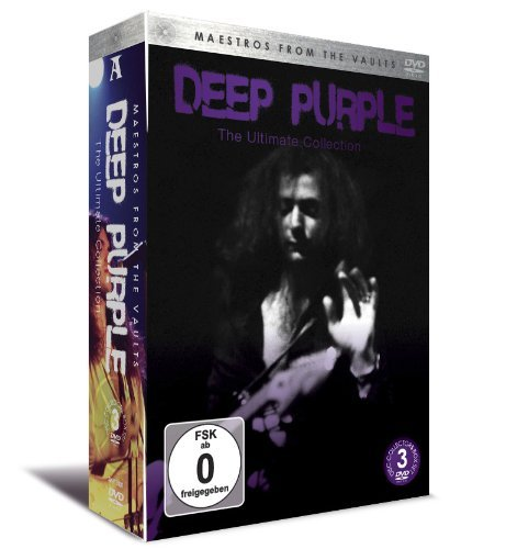 Deep Purple Maestros From The Vaults Deep