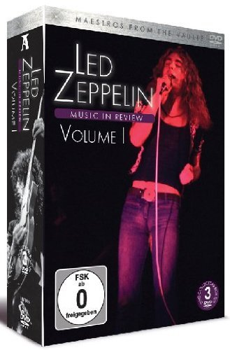 Led Zeppelin Maestros From The Vaults Led
