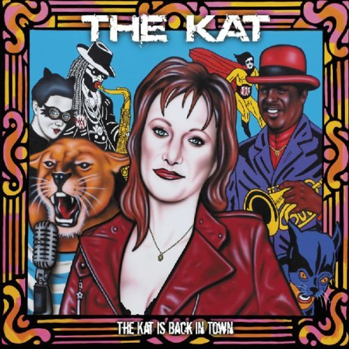 Kat Kat Is Back In Town Digipak