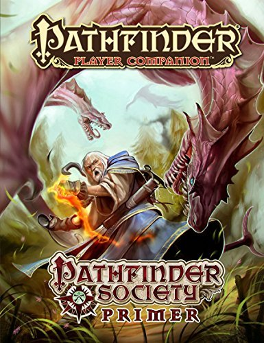 Mark Moreland Pathfinder Player Companion Pathfinder Society Primer