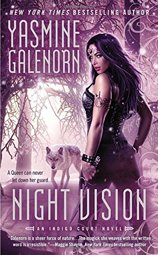 Yasmine Galenorn Night Vision