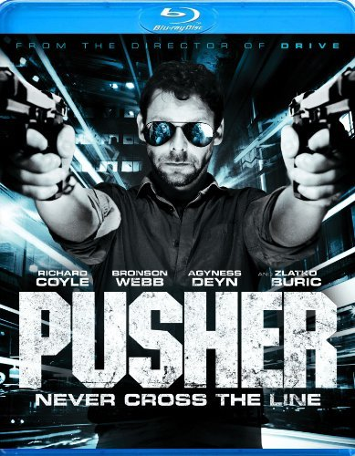 Pusher Pusher Blu Ray Ws R